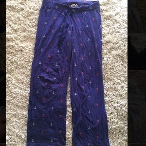 St. Tropez Anchor pajama bottoms